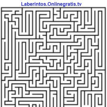 Laberintos Juegos Para Jugar Crear Y Imprimir